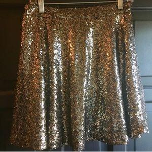 Fun sparkle skirt!!